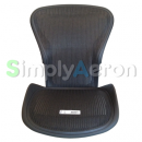 AERON Classic Back/Seat Pan Set in Carbon