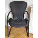 Grey Tuxedo Classic AERON Side Chair